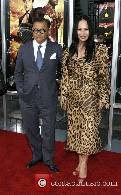 Mr Chow and Mrs Chow LA premiere of...