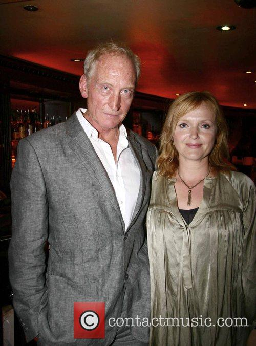 Charles Dance, Miranda Richardson, Cafe De Paris, Soho Short Film Festival