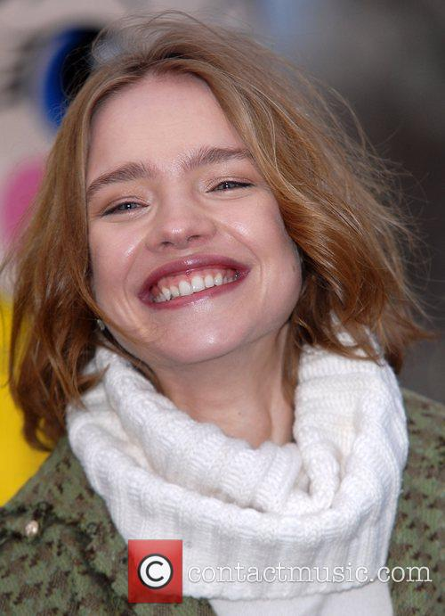 Natalia Vodianova at '4th Annual Russian Winter Festival'
