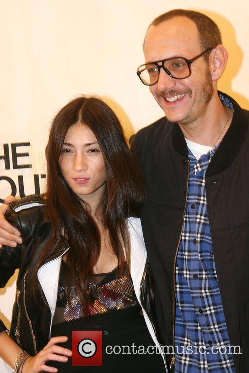 Terry Richardson and girlfriend Jen Brill 2007 RxArt...