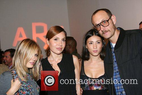 Tara Subkuff, Fabiola Beracasa, Jen Brill, Terry Richardson...