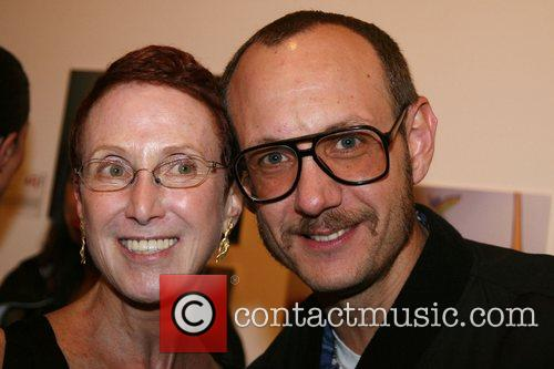 Diane Brown and Terry Richardson 2007 RxArt Ball...