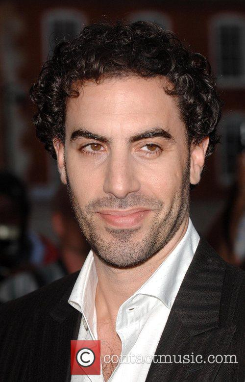 Sacha Baron Cohen and Mtv 1