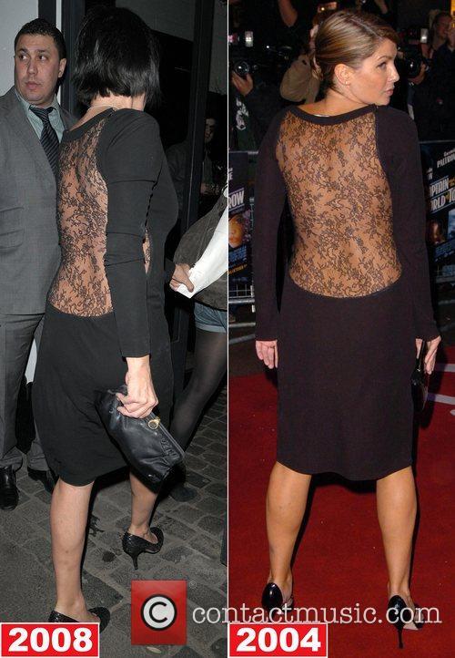 Designer Sadie Frost dug deep into her wardrobe...