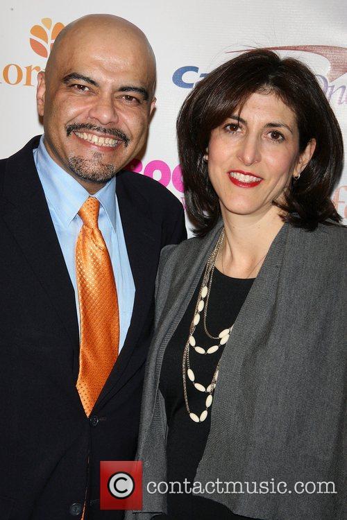 Jose Raul Perez, Jane Randel, SH board Members...