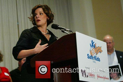 20th Anniversary of Safe Kids Worldwide Press Conference...
