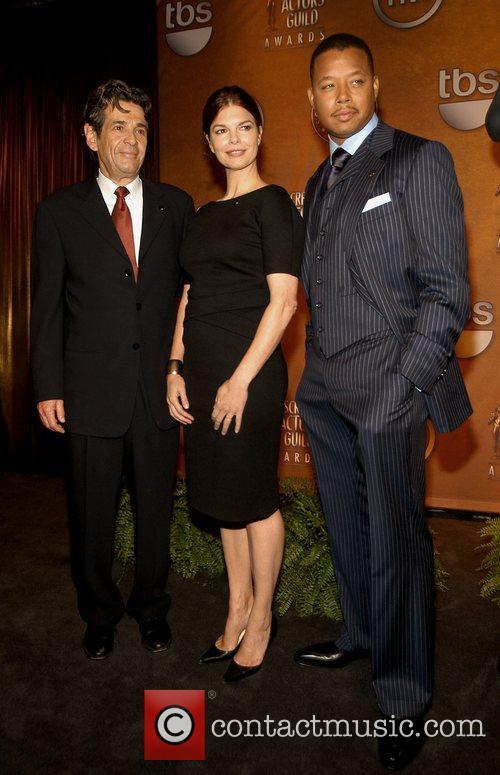 Alan Rosenberg, Jeanne Tripplehourn and Terrence Howard 2008...