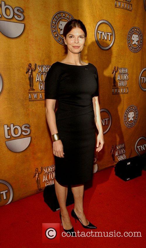 Jeanne Tripplehourn 2008 Screen Actors Guild Awards Nomination...