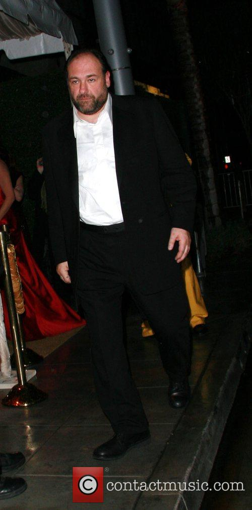 James Gandolfini  14th Annual Screen Actors Guild...