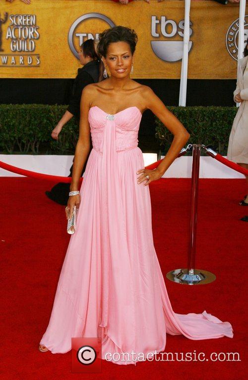 Keisha Whitaker 14th Annual Screen Actors Guild Awards...