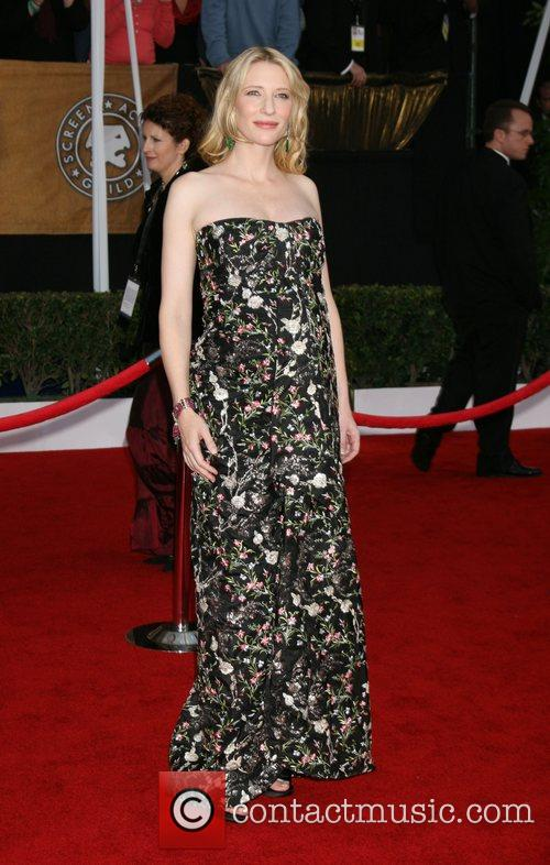 Cate Blanchett 14th Annual Screen Actors Guild Awards...