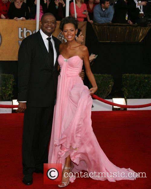 Forest Whitaker and Keisha Whitaker 14th Annual Screen...
