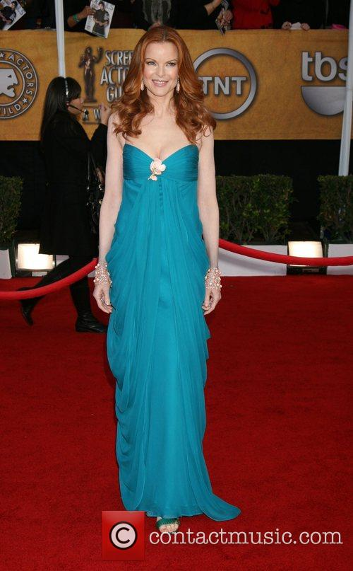 Marcia Cross 14th Annual Screen Actors Guild Awards...