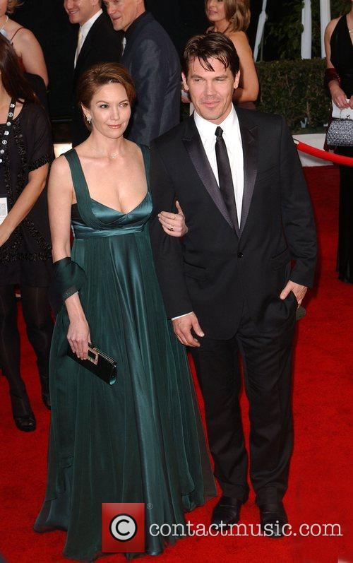 Diane Lane and Josh Brolin 14th Annual Screen...