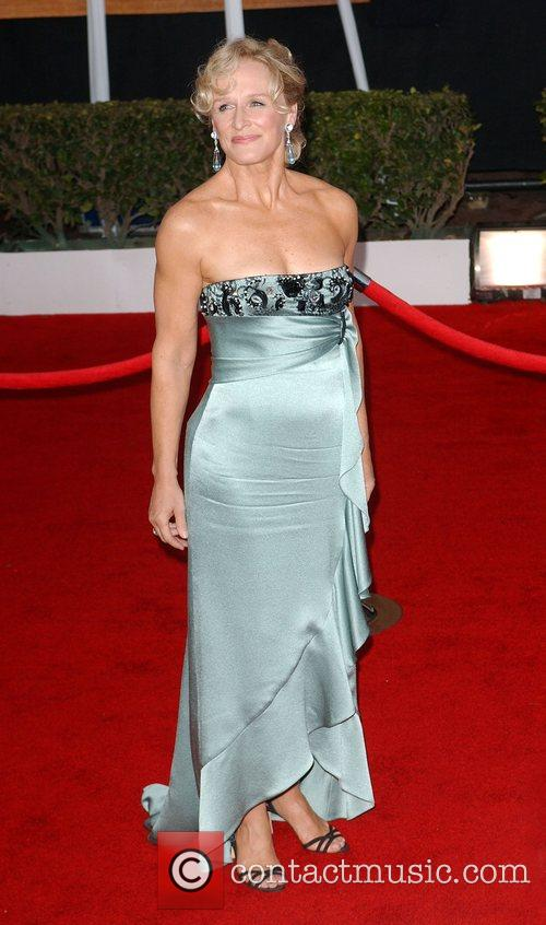 Glen Close 14th Annual Screen Actors Guild Awards...