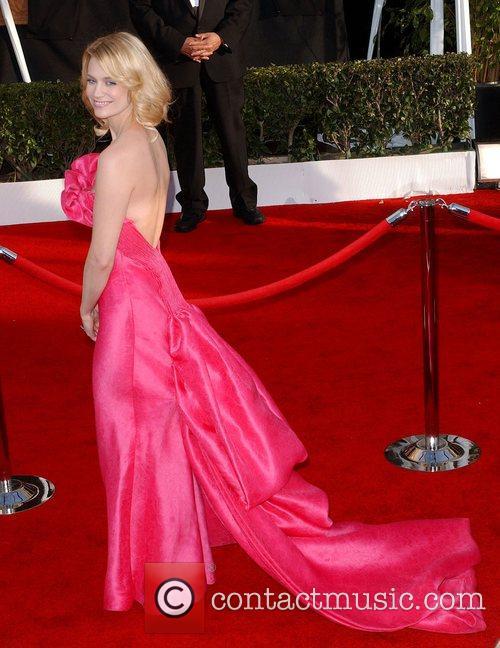 January Jones 14th Annual Screen Actors Guild Awards...