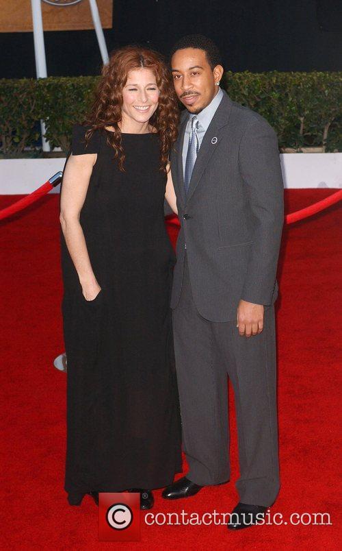 Kath Keener and Chris Bridges aka Ludacris 14th...