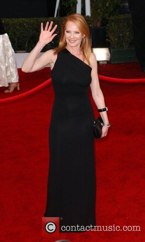 Marg Helgenberger 14th Annual Screen Actors Guild Awards...