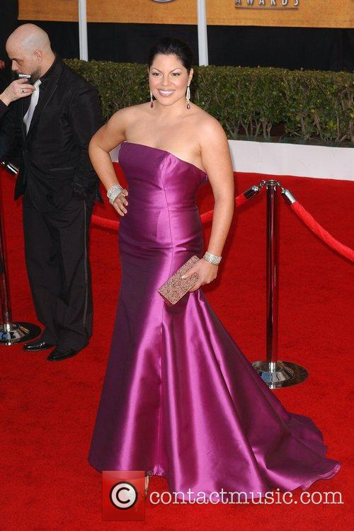 Sara Ramirez 14th Annual Screen Actors Guild Awards...