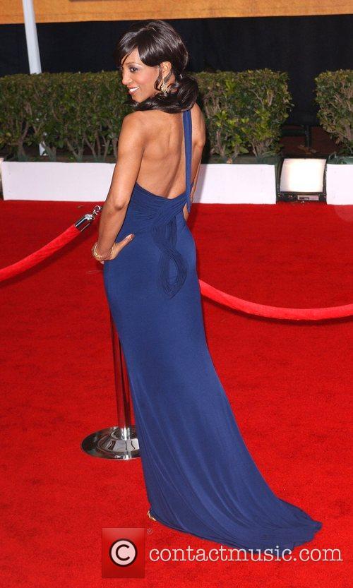 Shaun Robinson 14th Annual Screen Actors Guild Awards...