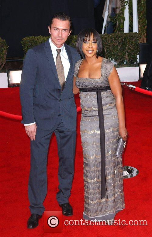 Tishina Arnold and guest 14th Annual Screen Actors...