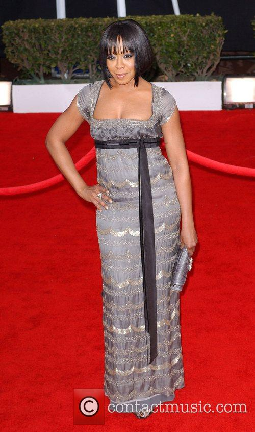Tishina Arnold 14th Annual Screen Actors Guild Awards...