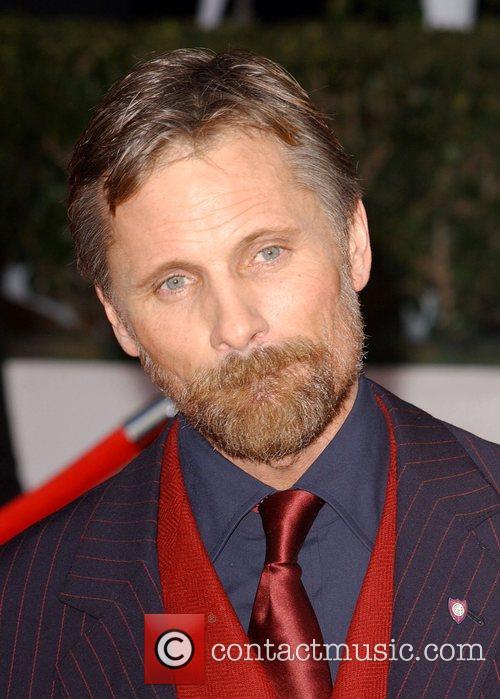 Vigo Mortensen 14th Annual Screen Actors Guild Awards...