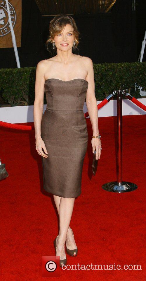Michelle Pfeiffer 14th Annual Screen Actors Guild Awards...