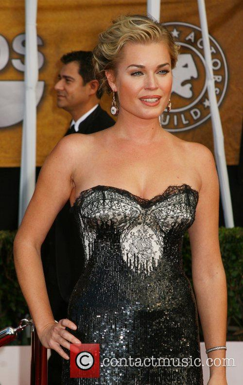 Rebecca Romijn 14th Annual Screen Actors Guild Awards...