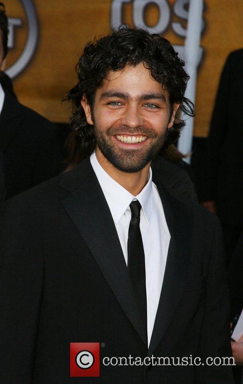 Adrian Grenier 14th Annual Screen Actors Guild Awards...