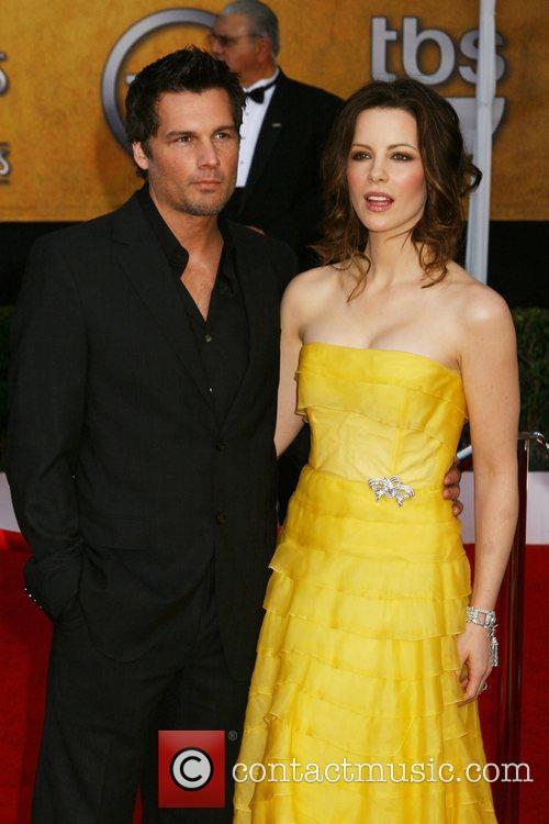 Kate Beckinsale and Len Wiseman 14th Annual Screen...