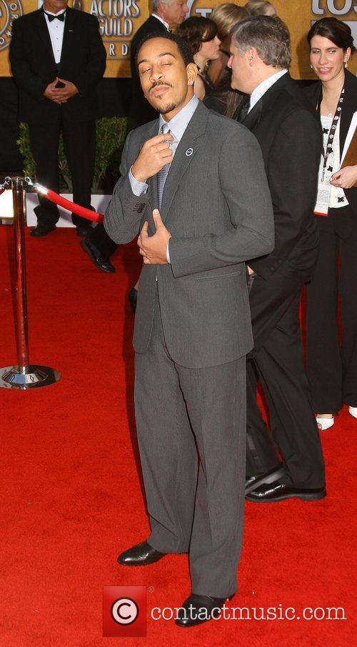 Chris Ludacris Bridges 14th Annual Screen Actors Guild...