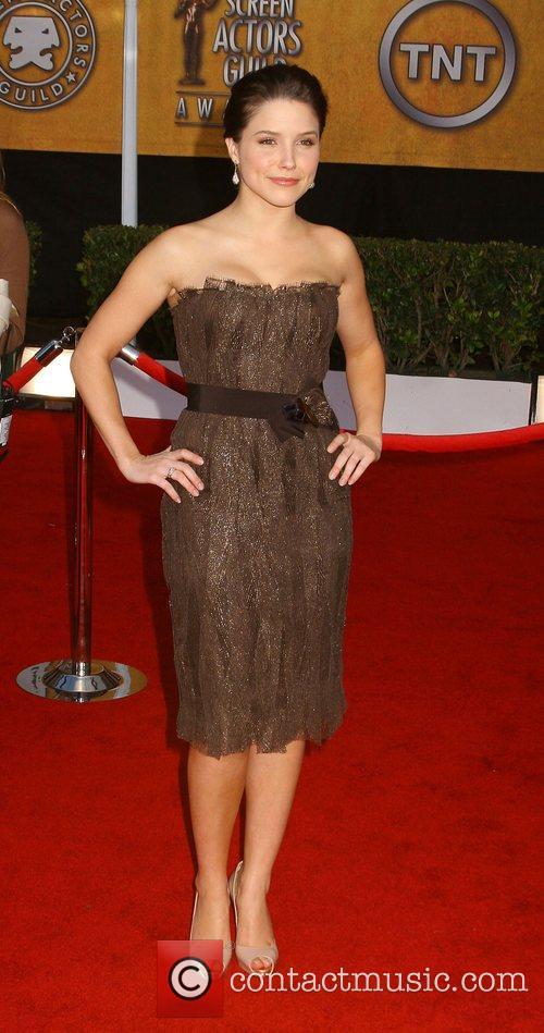 Sophia Bush 14th Annual Screen Actors Guild Awards...