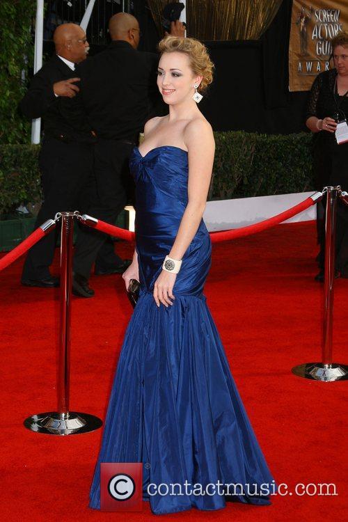 Andrea Bowen 14th Annual Screen Actors Guild Awards...