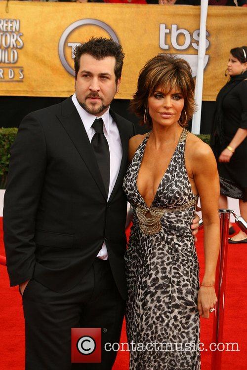 Lisa Rinna and Joey Fatone 14th Annual Screen...