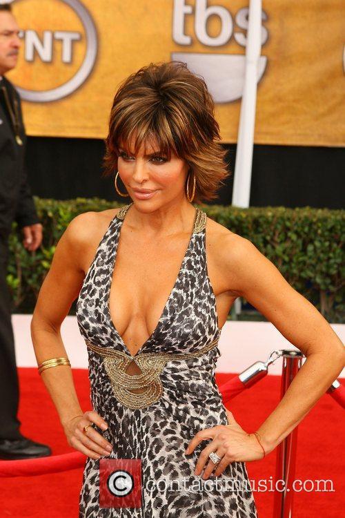 Lisa Rinna 14th Annual Screen Actors Guild Awards...