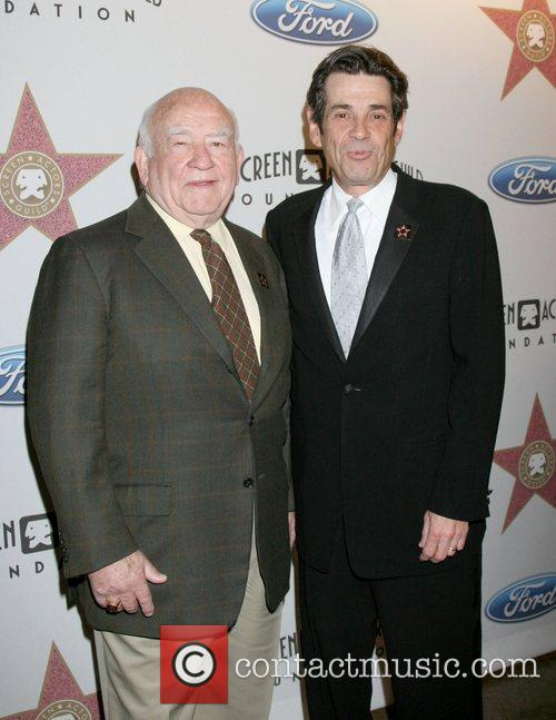 Ed Asner and Alan Rosenberg 1