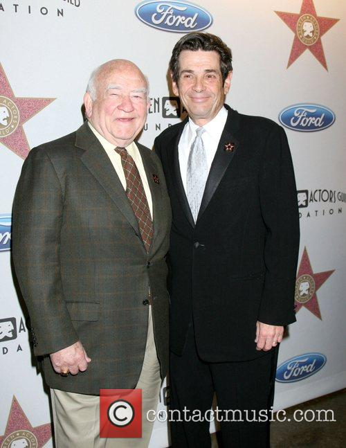 Ed Asner and Alan Rosenberg 3