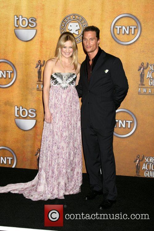 Kate Hudson and Matthew McConaughey 14th Annual Screen...