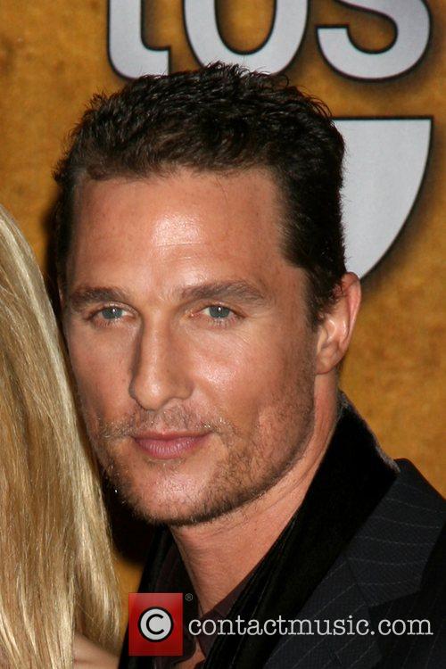 Matthew McConaughey 14th Annual Screen Actors Guild Awards...