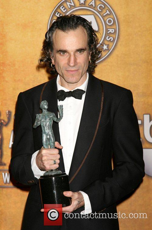 Daniel Day-Lewis 14th Annual Screen Actors Guild Awards...