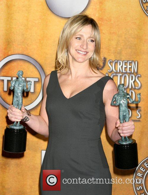 Edie Falco 14th Annual Screen Actors Guild Awards...
