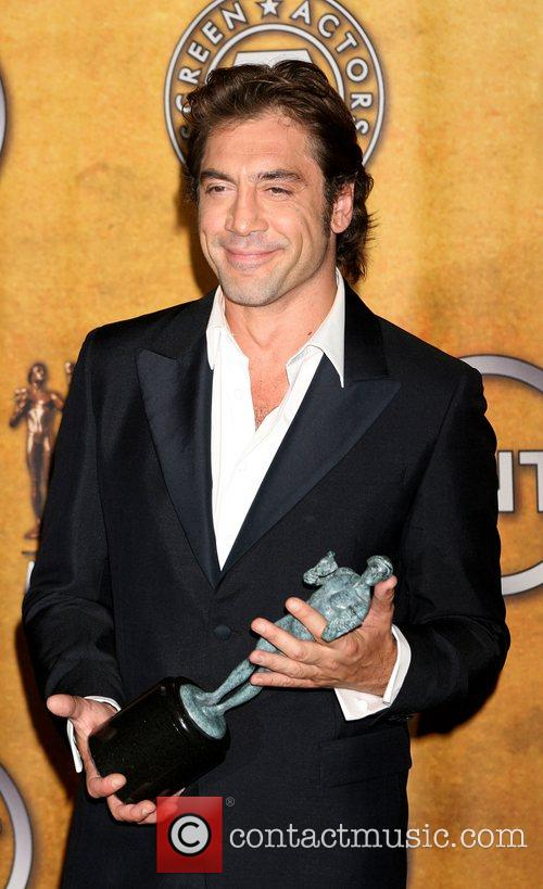 Javier Bardem 14th Annual Screen Actors Guild Awards...