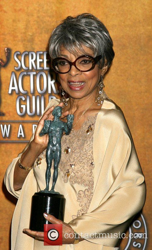 Ruby Dee 14th Annual Screen Actors Guild Awards...