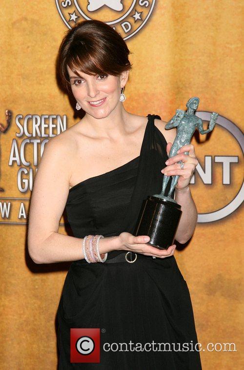 Tina Fey 14th Annual Screen Actors Guild Awards...