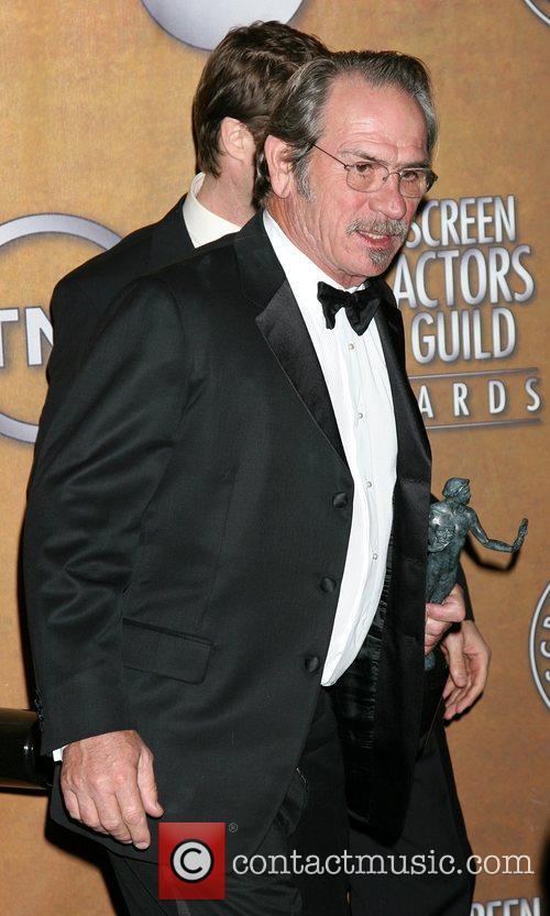 Tommy Lee Jones 14th Annual Screen Actors Guild...