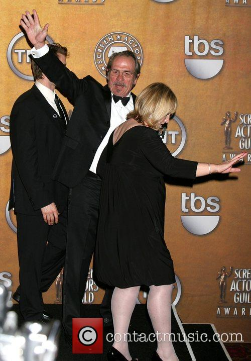 Tommy Lee Jones and Tess Harper 14th Annual...