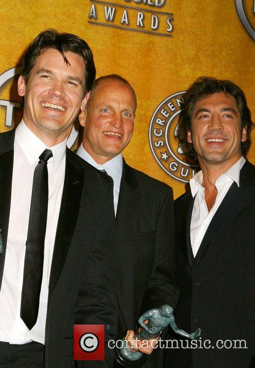 Josh Brolin, Woody harrelson and Javier Bardem 14th...