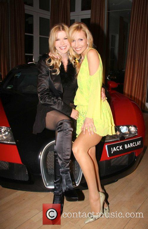 Models  The launch of the Super Cars at...