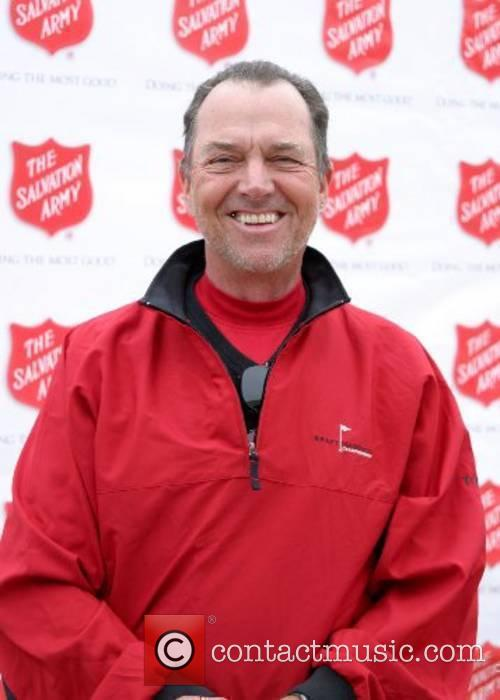 Gregory Itzin The Salvation Army Celebrity Invitational Golf...